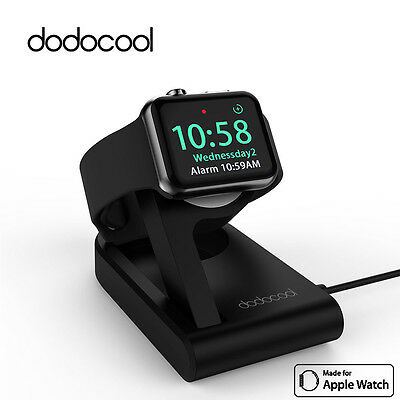 dodocool MFi Certified Foldable Magnetic Charging Dock 38mm/42mm Apple Watch