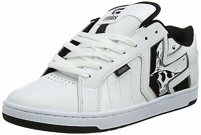 Scarpe Skate Etnies Metal Mulisha Fader 2 White Black Grey 41 42 Ultimi Rimasti!