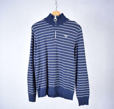 Small Barbour Striped Pullover Jumper
