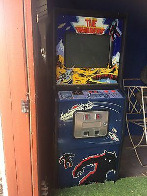 Invaders Arcade Machine Rare Retro Vintage Raspberry