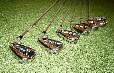 2017 Taylormade M2 Irons 5-Pw. Played 18 Holes. Mint.
