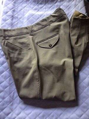New Tailored Sportsman Men's Professional Breeches 30R Style# 2951