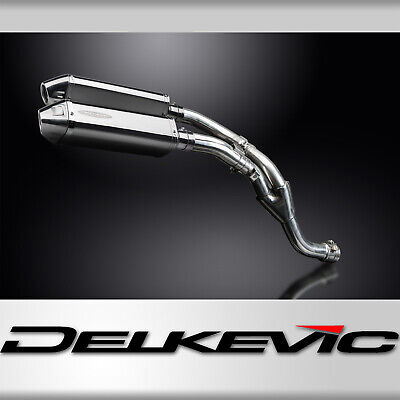 Delkevic Yamaha Exhaust Silencers YZF-R1 (2009-2014) 304 Stainless Steel 320mm