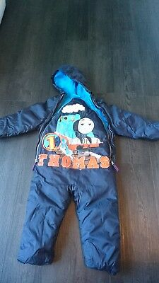 Thomas & Friends Snowsuit 2-3 years