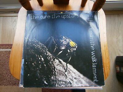 "The Cure - The Upstairs Room 12"" Vinyl, 1983"