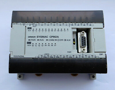 OMRON SYSMAC CPM2A 20CDR-D  PLC - used