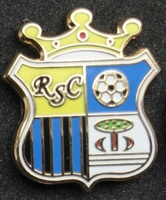 Football Pin Badge Real Clube SC (Portugal)