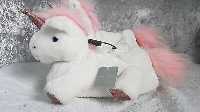 New Look Plush Unicorn Slippers Size Small Bnwt Rrp £15 * Great Present*