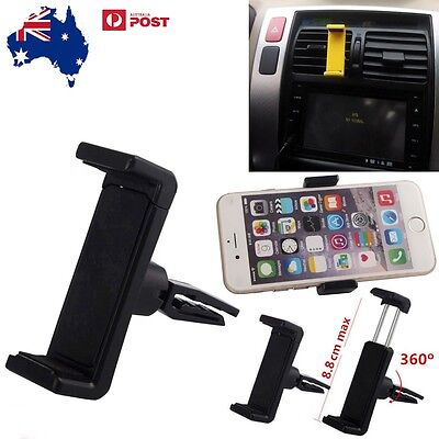 Universal In Car Air Vent Mount Holder Stand Cradle for Mobile