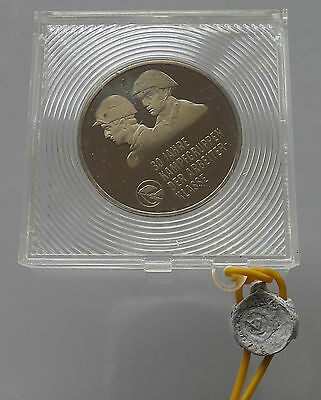 GERMANY DDR 10 MARK 1983 PROOF  #p22 375