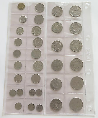 COLLECTION LOT COSTA RICA 33pc 183g   #xxm 091