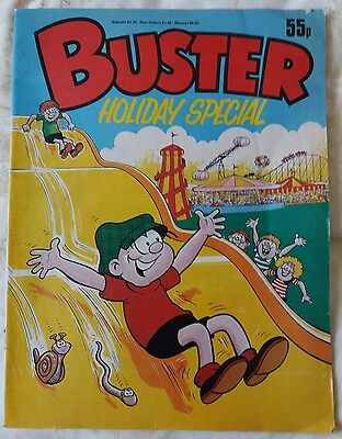Buster Holiday Special