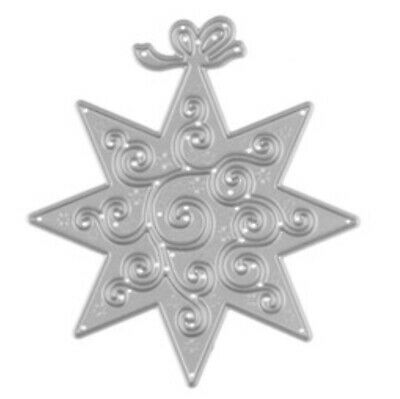 Craft-House 'Christmas Star Bauble'' Cutting Die