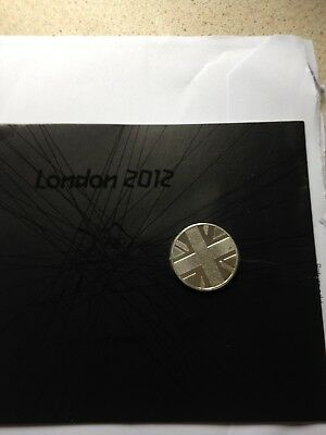 2012 London Olympic Broadcasters Medal Quite Rare
