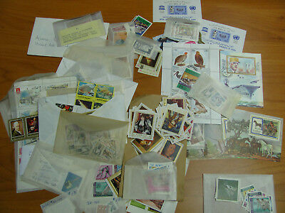 Arabian Stamp Collection 600+ Vintage and some older