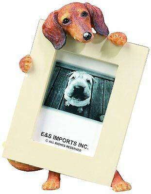 Dachshund Red Dog Picture Photo Frame