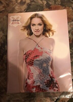 Madonna Nobody Knows Me Book Mint
