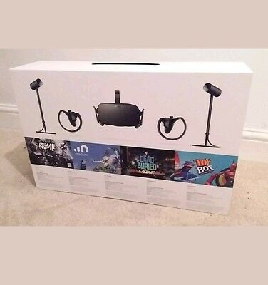 Oculus Rift ‑ 3D Virtual reality headset ///