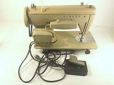 HEAVY DUTY INDUSTRIAL STRENGTH SINGER 237M-A SEWING MACHINE - Denim - Upholstery