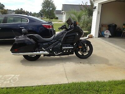 2013 Honda Gold Wing  2013 Honda Gold Wing F6B