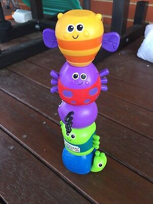Lamaze Baby Magnetic Stacking Toys