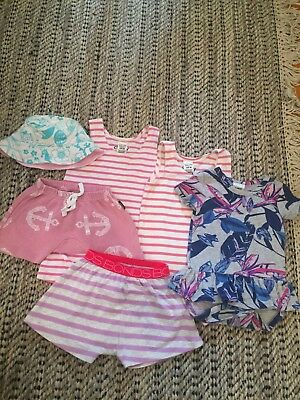 Bonds Baby Girl Bundle 000-00