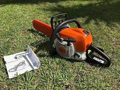 Stihl ms 211 chainsaw