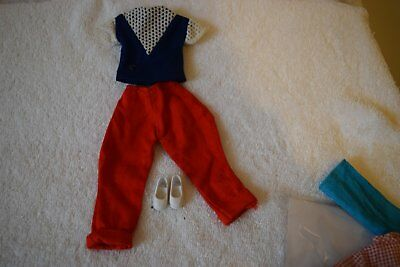 Vintage Sindy Doll Clothes