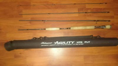 Pike fly fishing rod and reel