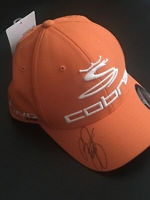 Rickie Fowler Signed King Cobra Golf Cap Exact Photo Proof The Open 2017