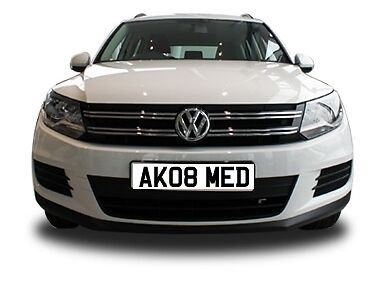 AK08MED Cherished REGISTRATION Number AHMED Ahmad ALL TRANSFER FEES INCLUDED