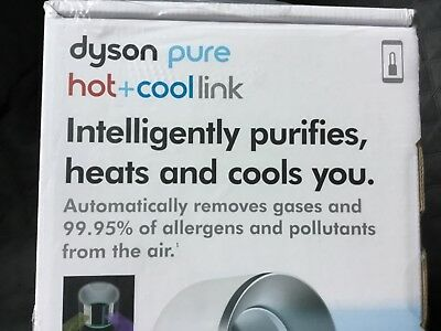 Dyson Pure Hot + Cool Link Purifier Heater  - Brand New Sealed ONE DAY AUCTION !