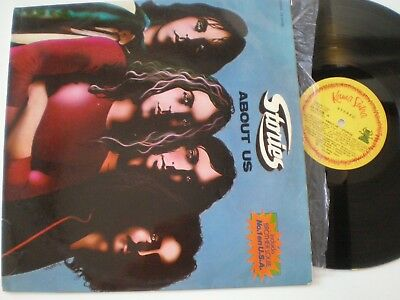 STORIES About Us SPAIN LP 1973 Michael Brown Left Banke Related