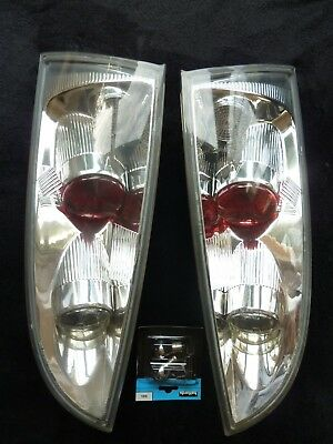 Ford Focus Rear Lights  Lexus Style