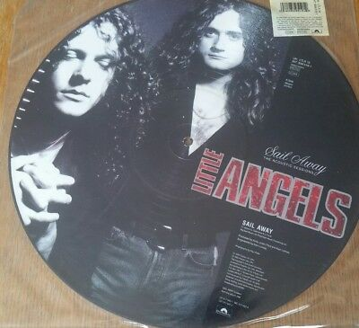 "Little Angels Sail Away Rare 1993 3 Track 12"" Uk Picture Disc"