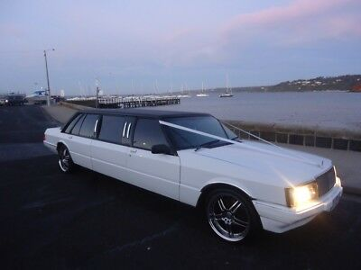 **1979 Zj Fairlane Limo - 8 Seater Limousine, Vic Reg, Ready To Work Or Play**