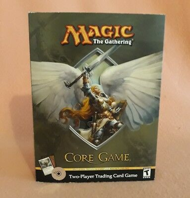 MTG - MAGIC THE GATHERING core game STARTER CARD set - complete - Good condition