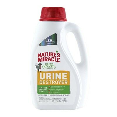 Nature's Miracle Dog Urine Destroyer 64oz     (Free Shipping) New Formula
