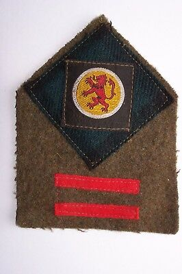 15 [Scottish] Infantry Division formation sign