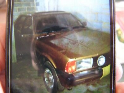 Ford Cortina Mk 5 1982 Ghia 2.0 litre Y reg manual gearbox