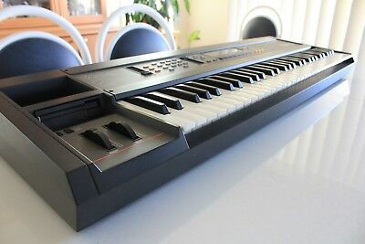 ENSONIQ EPS Classic sampler keyboard with FAULTY audio outputs