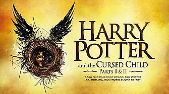 23./24.11.2017: 2x Harry Potter and the Cursed Child Tickets (Parts 1 and 2)