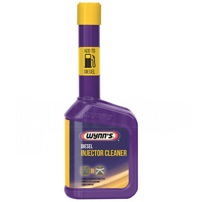Wynns Diesel Injector Cleaner 325mL Reduces Fuel Consumption
