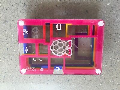 Pibow Case For Raspberry Pi