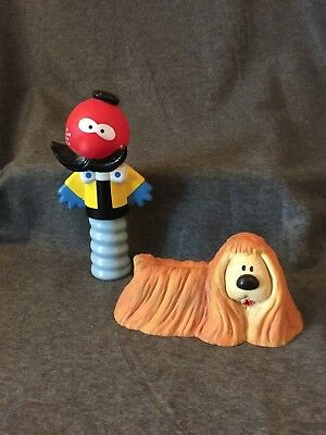 Magic Roundabout Doogle & Zebadee Bath Toys
