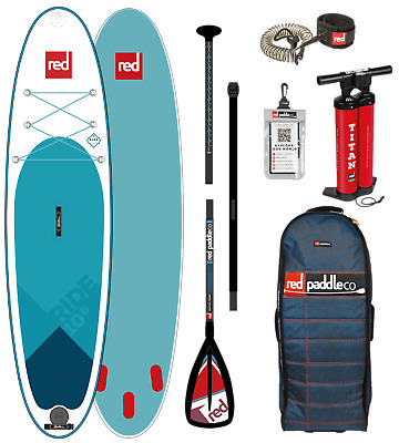 2018 Red Paddle Co Ride 10'6 SUP Alloy Package