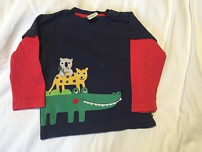Boys Frugi Top 18-24 Months