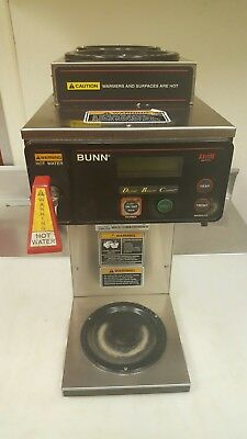 Bunn AXIOM 12 Cup Coffee Brewer with Warmers Dual voltage- Set for Reg 220 plug