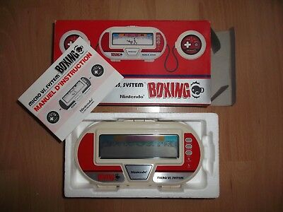 BX-301 Nintendo Boxing Micro Vs. System (collection)