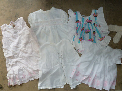 Vintage Baby Girl Clothes Bundle Age 0 to 12 months approx